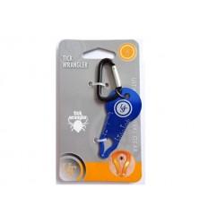 Ultimate Survival UST - Przyrząd do usuwania kleszczy - Tick Wrangler - Niebieski