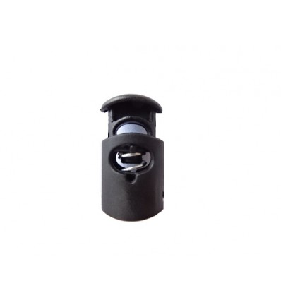 Stoper - Czarny - 27 x 14 x 10 mm /nr038/