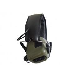 Earmor - Aktywne ochronniki słuchu / Słuchawki ochronne M31 MOD 1 - Foliage Green / Olive