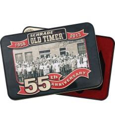 Schrade / Old Timer - Pudełko metalowe - Old Timer 55th Anniversary Tin - SCH55TIN