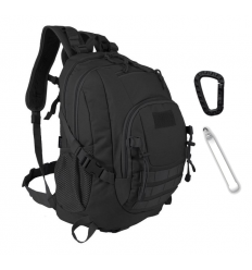 CAMO - Plecak CAIMAN - 35 Litrów - Czarny