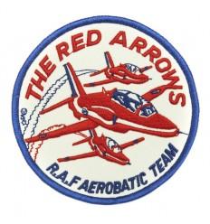 101 Inc. - Naszywka The Red Arrows - R.A.F. Aerobatic Team