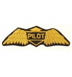 101 Inc. - Naszywka Golden Wings US Air Force - Pilot