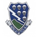 101 Inc. - Naszywka 506th Airborne Infantry Regiment CURRAHEE