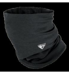 Condor - Szalokominiarka polarowa / zimowa- Fleece Multi-Wrap - Czarny - 161109-002