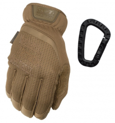 MECHANIX WEAR - FastFit Glove Coyote Brown - Rękawice