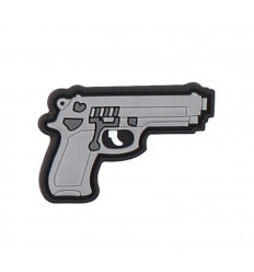 101 Inc. - Naszywka COLT 9mm - 3D PVC