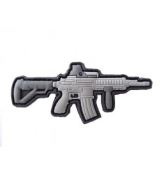 101 Inc. - Naszywka M4 - 3D PVC