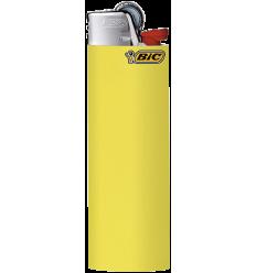 BIC - Zapalniczka gazowa / krzesiwowa J26 - Żółty