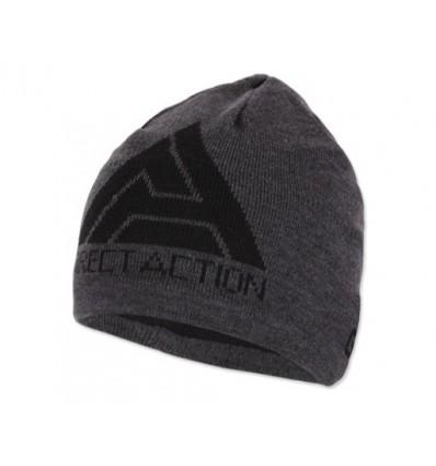 Direct Action - Czapka Winter Beanie 50% wełna - Shadow Grey - CP-WTBN-MWA-SGR