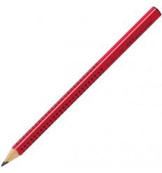 Faber-Castel - Ołówek JUMBO GRIP - Czerwony - 2010