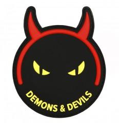 101 Inc. - Naszywka DEMONS & DEVILS - 3D PVC