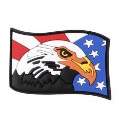 101 Inc. - Naszywka USA Eagle - 3D PVC