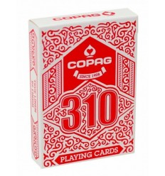 COPAG / Cartamundi - Karty do gry - 310 Regular Index Poker Size - 55 kart