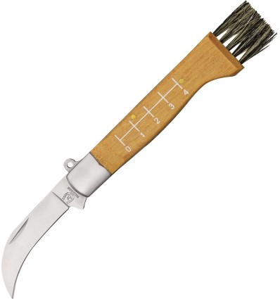 Rough Ryder - Nóż dla grzybiarzy - Mushroom Hunters Knife - RR1400