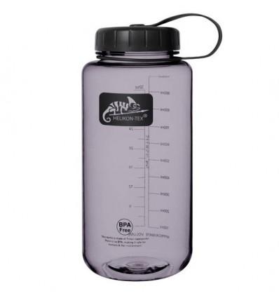 Helikon - Butelka Tritan™ Bottle Wide Mouth - 1 L - Smoked - HY-WM1-TT-0101A