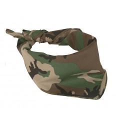 MIL-TEC - Bandana Headwrap - Woodland - 12225020