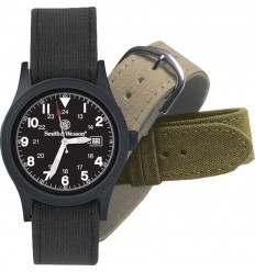 Smith & Wesson - Zegarek Military Watch Black - SWW-1464-BK