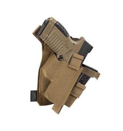 Helikon - Organizer na broń krótką Pistol Holder Insert® - Coyote - IN-PTH-NL-11