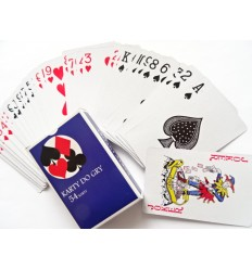 Penword - Karty do gry - Talia 54 - P090554-ST