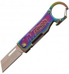 MTech - Nóż składany / Multitool - Framelock Folding Knife - Spectrum - MT-1171RB
