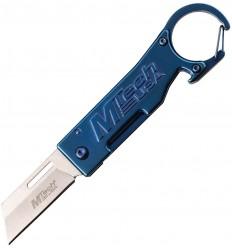 MTech - Nóż składany / Multitool - Framelock Folding Knife - Blue - MT-1171BL