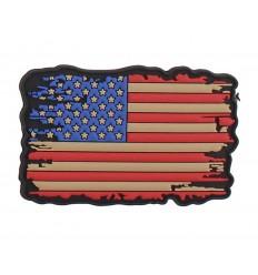101 Inc. - Naszywka Flaga USA / US Flag Vintage - 3D PVC