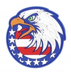 101 Inc. - Naszywka American Eagle - 3D PVC