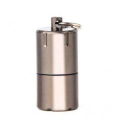DOLPHIN - Mini zapalniczka benzynowa MiniFire - Srebrny
