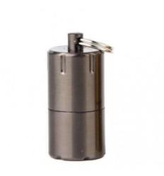 DOLPHIN - Mini zapalniczka benzynowa EDC MiniFire - Gun Metal