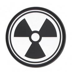 101 Inc. - Naszywka Nuclear - 3D PVC - Biały