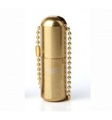DOLPHIN - Zapalniczka benzynowa FIRE BULLET - Gold