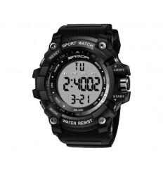 SANDA - Zegarek Digital Watch - Pasek Czarny - 359
