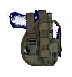 CAMO - Kabura pistoletowa uniwersalna - MOLLE HOLSTER - wz.93 Pantera Leśna
