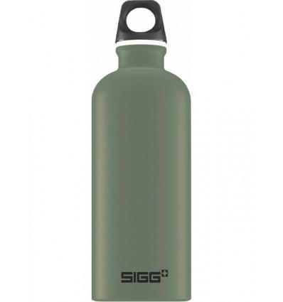 SIGG - Butelka Traveller Leaf Green - 0.6L - 8744.10