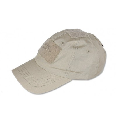 HELIKON - Czapka Tactical Cap rip-stop - Coyote Brown