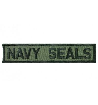 FOSTEX - Naszywka - Navy Seals (stripe) - Zielony OD