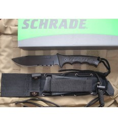 Schrade - Nóż Extreme Survival - SCHF3 - Serrated