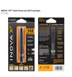 INOVA - Latarka XP LED Pen Light - Czarny