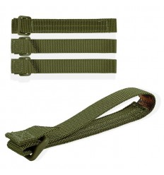 Maxpedition - Paski Mocujące TacTie 9905G Strap 5' - OD Green - 4 sztuki