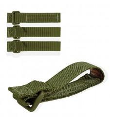 Maxpedition - Paski Mocujące TacTie 9903G Strap 3' - OD Green - 4 sztuki