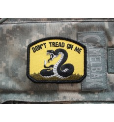 MIL-SPEC MONKEY - Naszywka Don't Tread on me - Full Color