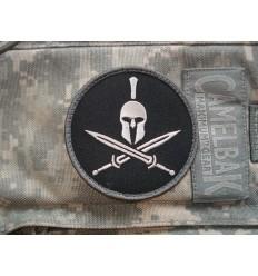 MIL-SPEC MONKEY - Naszywka Spartan Helmet - SWAT
