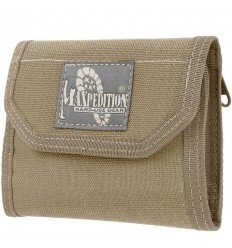 MAXPEDITION - Portfel 0253K C.M.C. Wallet - Khaki