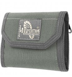 MAXPEDITION - Portfel 0253F C.M.C. Wallet - Foliage Green