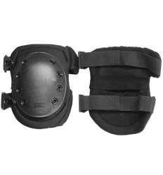 Mil-Tec Plus - Ochraniacze Kolan - Delta - Czarny