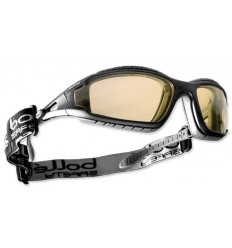 Bolle Safety - Okulary Ochronne - TRACKER II - Żółty - TRACPSJ