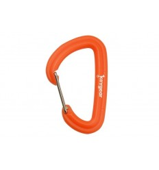 Ultimate Survival UST - Karabinek - Carabiner Lite 1.0 - Orange UKEY009608