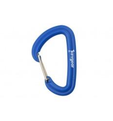Ultimate Survival UST - Carabiner Lite 1.0 Blue - UKEY009600