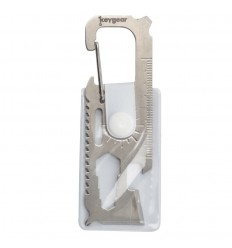 Ultimate Survival UST - Multitool Survival Silver - UKEY006502